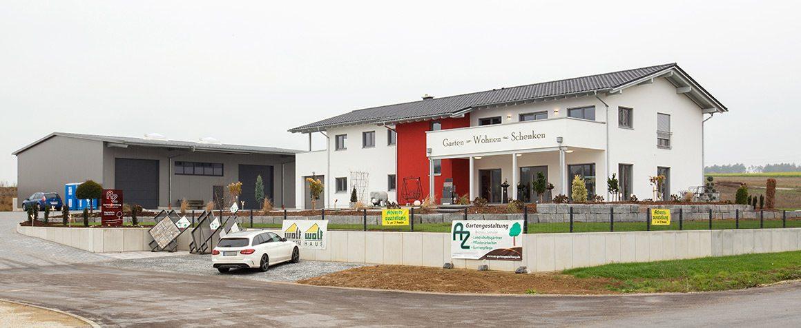 Wolfhaus Haus Zeilhofer Aussenansicht 02