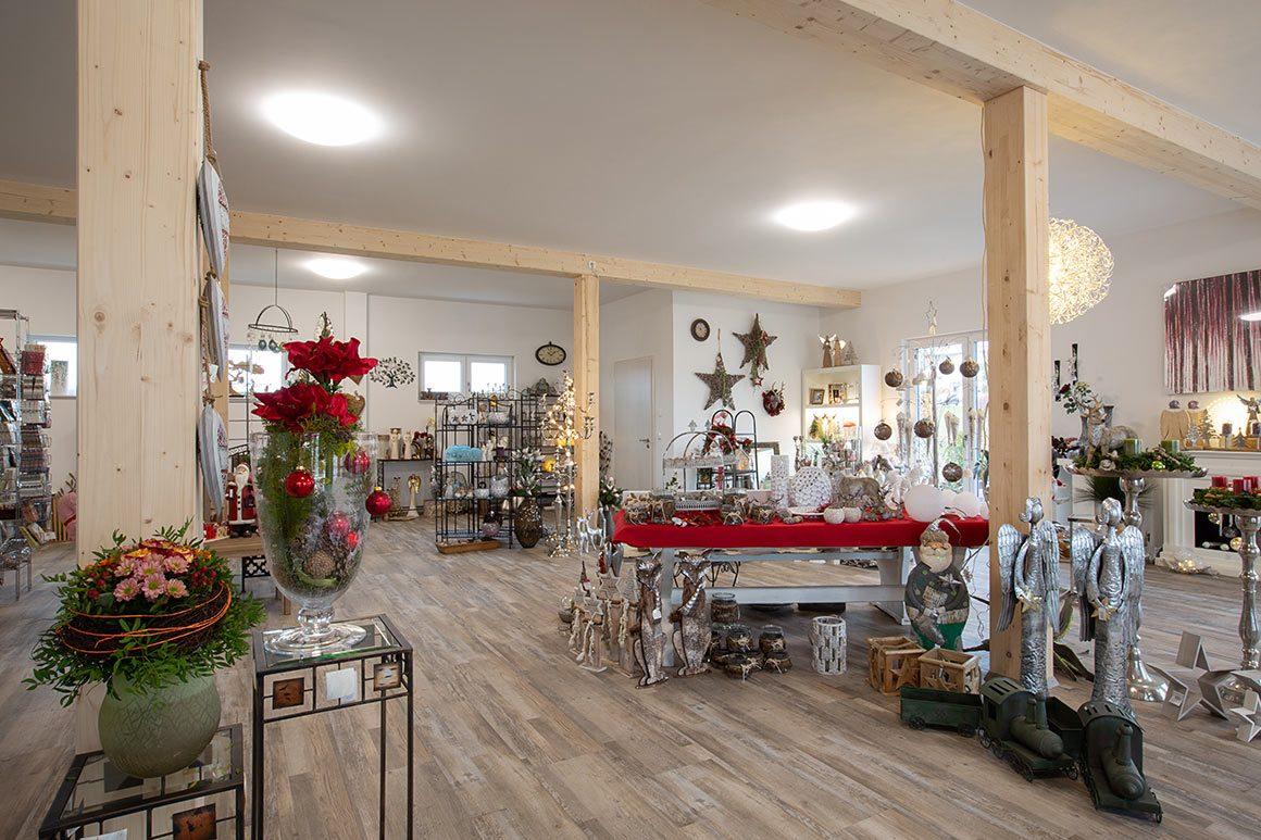 Wolfhaus Haus Zeilhofer Verkaufsraum