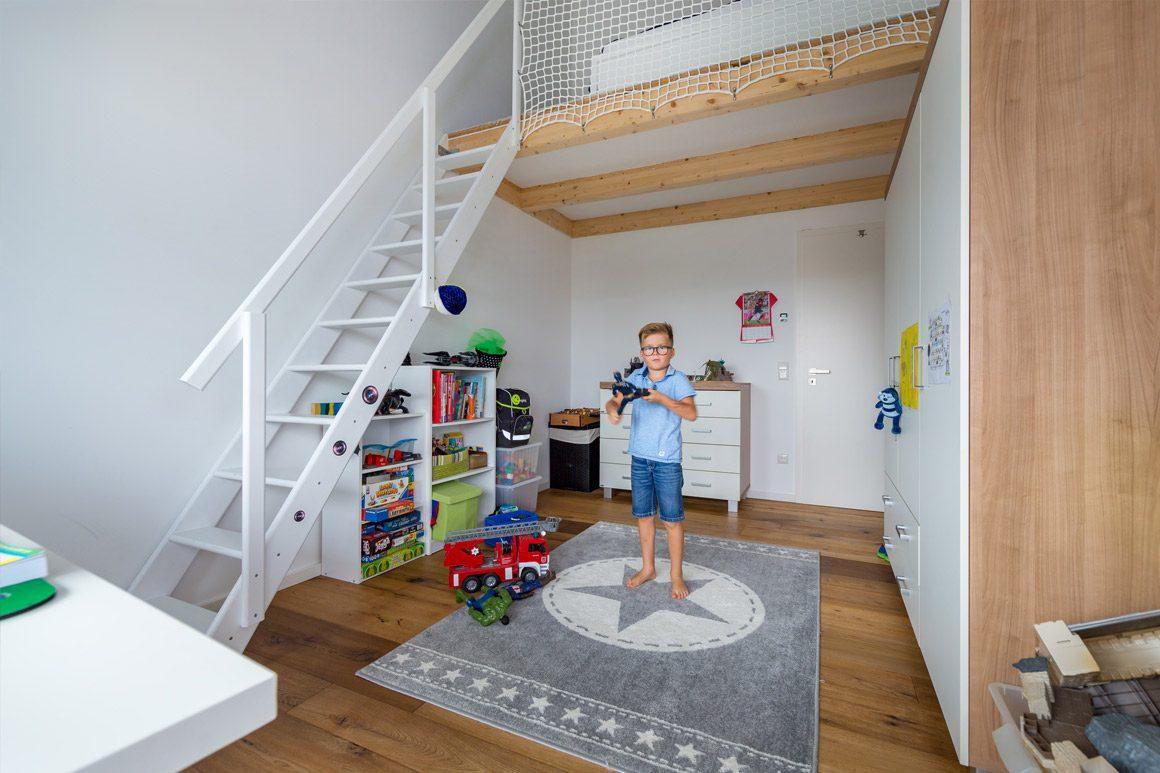 Wolfhaus Hausbau individuell 04