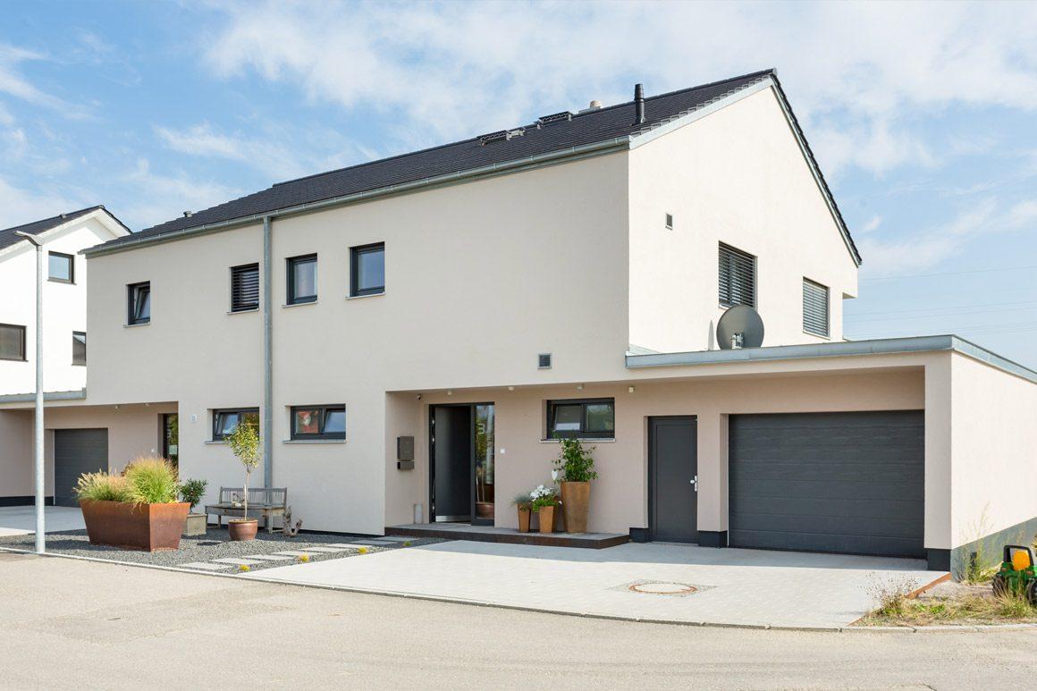 Wolfhaus Hausbau individuell 05